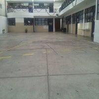 Photo taken at Colegio la Luz by Valeria A. on 9/25/2012