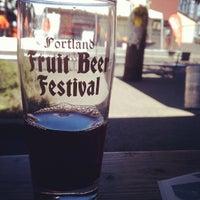 Photo taken at Portland Fruit Beer Festival #pfbf17 by Tristan P. on 6/8/2013