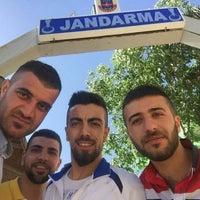 Photo taken at Defne İlçe Jandarma Komutanlığı by HaLiL C. on 4/24/2016