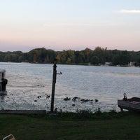 Photo taken at Saddle Lake by Nicole R. on 6/16/2013