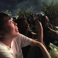 Photo taken at 富双緑地 by Yumeno N. on 8/21/2016