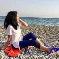 10/17/2018 tarihinde Gülsüm E.ziyaretçi tarafından Konyaaltı Sahili'de çekilen fotoğraf