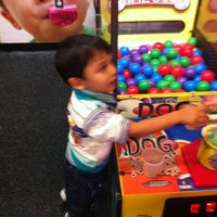 Photo taken at Peter Piper Pizza by Sachin B. on 10/21/2012