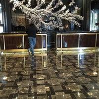 Photo taken at Trump International Hotel & Tower Toronto by David C. on 4/4/2013