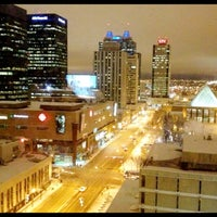Photo taken at The Westin Edmonton by David C. on 11/8/2012