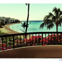 Photo taken at Sheraton Maui Resort & Spa by David C. on 2/10/2013