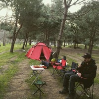 Photo taken at Çiftalan by Afsin H. on 4/10/2017