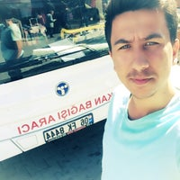 Photo taken at Simav Meydan by Oktay A. on 9/28/2016