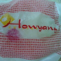 Photo taken at Howyang Asian Cuisine by Super J. on 2/20/2013