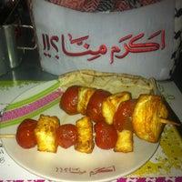 Photo taken at Zaroob Restaurant by 9aq3obeya on 3/5/2013