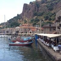 6/16/2013 tarihinde Emre I.ziyaretçi tarafından Assos Antik Liman'de çekilen fotoğraf