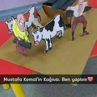 Photo taken at Beşyüzevler Anaokulu by Sena Ç. on 3/16/2016
