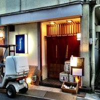 Photo taken at 日本酒 はなおか by Yukako M. on 5/5/2013