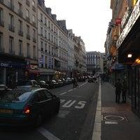 Photo taken at Cadet Opéra Hôtel by Bas on 5/9/2013