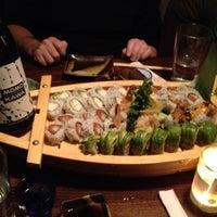 Photo taken at Yama Sushi by David F. on 11/13/2012