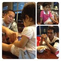 Photo taken at ร้านเกี้ยวกุ้ง ร้องกวาง แพร่ by Lovely C. on 11/28/2012
