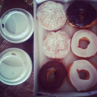 Photo taken at Baker's Dozen Donuts by Pete A. on 2/12/2014