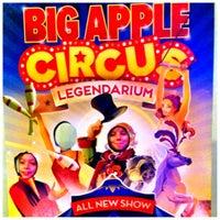 Photo taken at Big Apple Circus by Peter J. on 11/12/2012