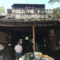 Photo taken at Folsom Pioneer Village by Morgan H. on 7/2/2017