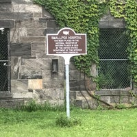 Photo taken at Smallpox Hospital by Morgan H. on 8/31/2017