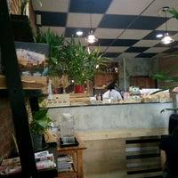 Photo taken at buya coffee by Baibua Y. on 10/23/2016