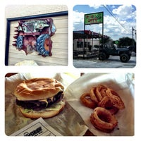 Photo taken at Rock City Burgers by  ℋumorous on 7/20/2013