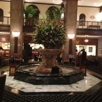 Photo taken at The Peabody Hotel by  ℋumorous on 7/13/2013