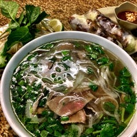 Photo taken at Pho Crystal Vietnamese Cuisine by  ℋumorous on 5/12/2017