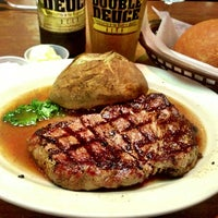 Photo taken at Cattlemen's Steakhouse by  ℋumorous on 7/19/2013