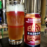 Photo taken at Karbach Brewing Co. by  ℋumorous on 5/18/2013