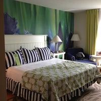 Photo taken at Hotel Indigo Sarasota by Sharon P. on 10/6/2012