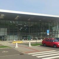 Photo taken at Leoš Janáček Airport Ostrava (OSR) by Alerrandro C. on 4/25/2013