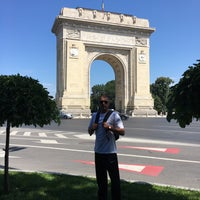 Photo taken at Bucharest by Gvn on 7/29/2018