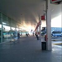 Photo taken at Estación Ferroautomotora de Mar del Plata by Paulo B. on 6/20/2013