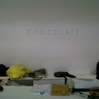 Photo taken at Chocolate by Paulo B. on 9/19/2012