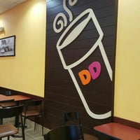 Photo taken at Dunkin Donuts by Phoebe H. on 12/15/2015