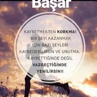 Photo taken at Ístanbul Spor Lisesi by İLKNUR🌟 on 7/3/2017