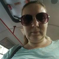 Photo taken at 44. autobuss | Zolitūde - Ziepniekkalns by Svetlana g. on 7/26/2016