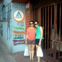 Photo taken at Hostel LandayBarcelo by Janor J. on 1/17/2013