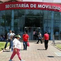 Photo taken at Secretaría de Movilidad by l' Osservatore. P. on 1/23/2017