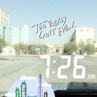 Photo taken at Mina Shouaiba by Abdullah on 6/25/2018