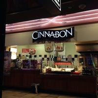 Photo taken at Cinnabon by Tammy C. on 11/16/2013