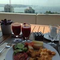 Photo taken at Cloud 7 Restaurant, Bar & Terrace by Артем К. on 5/5/2013
