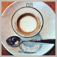 Photo taken at Oliver Brown Chocolaterie by Inny S. on 1/27/2013