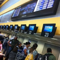 Photo taken at Check-in Azul by Douglas P. on 1/22/2013
