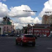 Снимок сделан в Таганская площадь пользователем gfhjgjghkj g. 8/26/2013