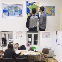 Photo taken at Лаборатория иностранных языков - LABlang by Паата Д. on 2/4/2018