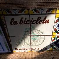 Photo taken at La Bicicleta by Gabby R. on 12/20/2015