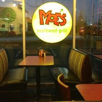 Photo taken at Moe's Southwest Grill by Cody C. on 1/6/2013