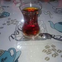 Photo taken at Çınar Altı Cafe by Onur K. on 12/9/2015